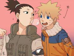 Naruto And Shikamaru, Sasunaru, Gaara, Anime Naruto, Anime Manga, Naruto Cute, Japanese Manga Series, The Last Airbender, Pokemon