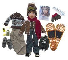 Bratz Doll Cameron Wintertime Mint in Box Little Girl Toys, Toys For Girls, Little Girls, Dc Superhero Girls Dolls, Monster High Boys, Brat Doll, Bratz, Collector Dolls, Winter Time