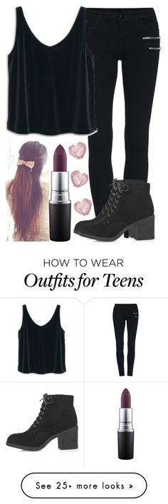 """*//I'll find another you another way*"" by crazydirectionergirl on Polyvore featuring MANGO, MAC Cosmetics and Topshop"