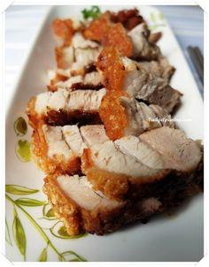 Airfried Roast Pork Belly Sio Bak 9h