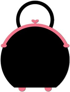 minnie mouse purse clipart - Google Search | minnie mouse ...