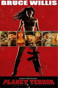 Watch Planet Terror 2007 Full Movie Online Free