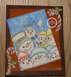 At Classic Design Team Open Challenge there is a new challenge with a wonderful sponsor . Snowman, Crafting, Challenges, Selfie, Cover, Classic, How To Make, Art, Derby