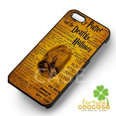 Deathly Halllows Quote Harry Potter - zzzz, harry potter,quote,deathly hallows,hedwig,vintage