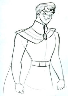 Prince Philip - Steve Thompson (c) Disney Attempt number 2 at trying to adapt my princess art style to the disney princes. This time it's Prince Philip from Sleeping Beauty. I spend so much time. Disney Style Drawing, Disney Princess Drawings, Disney Sketches, Princess Art, Disney Drawings, Disney Princesses, Walt Disney, Cute Disney, Disney Concept Art