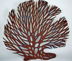 Wall Sculptures - GKronke Studios - I absolutely love this stuff!