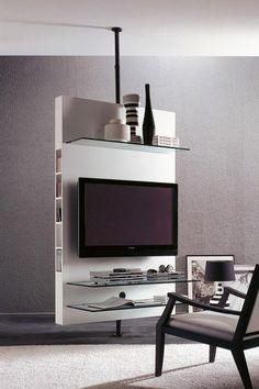 Meubles TV design pour un salon contemporain