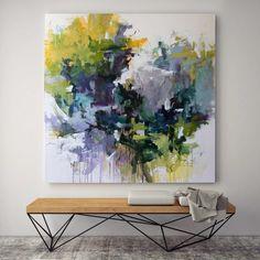 Elena's Garden | Carlos Ramirez Art