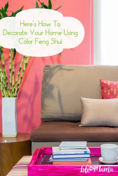 Are you familiar with color feng shui? This practice focuses on how color contributes to the feng shui system. There's a history behind feng shui, but even if you aren't well versed in it, or don't understand the reasoning behind it, it can't hurt to decorate your home with color feng shui in mind.