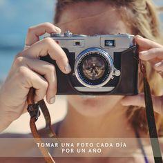 "Tomar una foto ""para recordar"" #Before25"