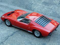 Lamborghini Miura P400 (Bertone), 1966-69