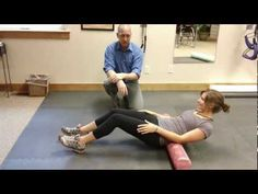 4 TOP Foam Roller Stretches for a Healthy Spine by Bozeman MT Sports Medicine Specialist - YouTube