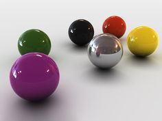 balls of color