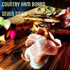 Seven Sows Bourbon & Larder is now open in downtown Asheville!