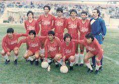 Deportes La Serena 1987 (plantel campeon del Torneo de Apertura).  VALENZUELA, BOZZÓ, ALCAYAGA, J.MUÑOZ, BARAHONA, MARIO RODRÍGUEZ  AGACHADOS; NAVEAS, CID, H. CABELLO, PITITORE Y CARRILLO.