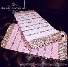 Hot Luxury Crystal Bling Rhinestone Case Cover for  iPhone Samsung Galaxy Phone picclick.com