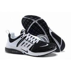 separation shoes 091da d8485 Beste Nike Air Presto V5 Leder Männerschuhe Weiß Schwarz Schuhe Online    Beliebt Nike Air Presto