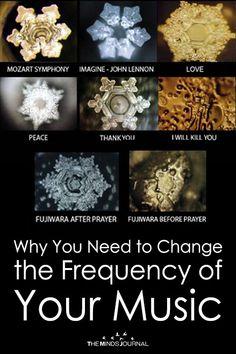 Masaru Emoto Water, Sound Healing, Healing Power, Spirit Science, Music Therapy, Mind Body Soul, Psychology Facts, Chakra Healing, Spiritual Awakening