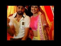 Harbhajan Singh AND Geeta Basras mehendi ceremony Actress Geeta Basra wore a bright yellow lehenga with pink choli for her mehendi ceremony while her fiancee cricketer Harbhajan Singh posed for pictures with the guests. The mehendi ceremony was held at Harbhajan's hometown Jalandhar and the couples' family and close friends were a part of it. Geeta chose pastel coloured Archana Kochar lehenga. The actress was all smiles as she posed for some pictures.