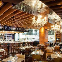 Mercatto Bay & Adelaide   Dinner