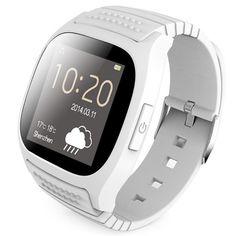 Heißer Verkauf M26 Smart Bluetooth Uhr Smartwatch M26 mit Led-anzeige Musik-player Schrittzähler für Android IOS Handy //Price: $US $13.99 & FREE Shipping //     #clknetwork