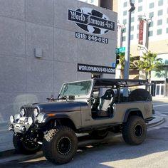 Jeep Gladiator Mojave: Your Desert Oasis Cj Jeep, Jeep Cj7, Jeep Wrangler Rubicon, Jeep Truck, Scrambler Custom, Ducati Scrambler, Scrambler Motorcycle, Mahindra Thar Jeep, Jeep Scout