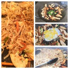 Brian's Disco Pad Thai - This is one of our favorite customer recipes!  If you need a change of flavor from the same old-same old, g o ahead...