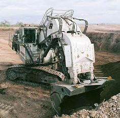 Liebherr 996 Mining Excavator - off to see a few of these in action in the Hunter Valley coal mines
