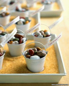 Candy-Rock Favors | Martha Stewart