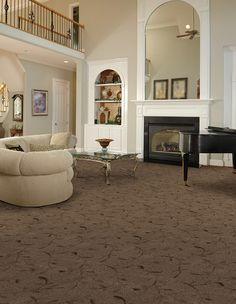 Dixie Home Broadloom Carpet - CAYMUS  carpet texture/pattern