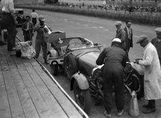 LE MANS 1930 - Alfa Romeo 6C 1750 GS #23