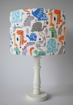 An adorable blue dinosaur lampshade, ideal for your little dinosaur lover. This lampshade is fun and cute and would make the ideal addition to a dinosaur themed bedroom. Dinosaur Light, Cute Dinosaur, Disney Lamp, Floor Standing Lamps, Floor Lamps, Animal Lamp, Dinosaur Bedroom, Ikea Lamp, Painting Lamps