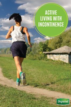 We all know that maintaining an active lifestyle is essential for managing incontinence, but having the motivation to get out there can seem daunting when you're constantly worried about an overactive bladder. Follow these tips for active living with urinary incontinence and then be sure to help avoid leaks with Depend® Silhouette® Active Fit Briefs during every activity and outing with loved ones.