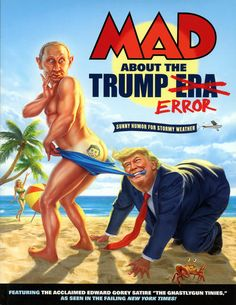 GCD :: Cover :: Mad About the Trump Era