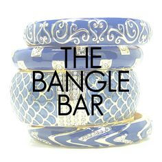 We've got delicious stacks of arm candy at The Bangle Bar! Bangle Bracelets, Bangles, Arm, Candy, Metal, Color, Colour, Toffee, Arms