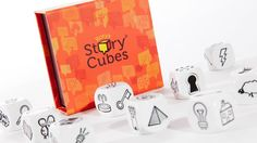 Story Cubes!