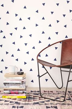 Walls Need Love Triangle Decal Set - Urban Outfitters #UOonCampus