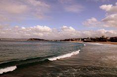 Santander y su maravillosa playa El Sardinero