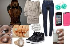 """""""How Does This Look?? ( ="""" by aliciarangel ❤ liked on Polyvore"""