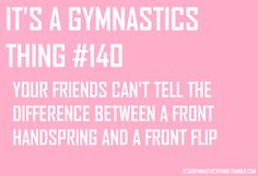 Its a gymnastics thing I dont mean to show off some time though. Funny Gymnastics Quotes, Gymnastics Facts, All About Gymnastics, Gymnastics Problems, Gymnastics Tricks, Gymnastics Workout, Rhythmic Gymnastics, Gymnastics Stuff, Sports