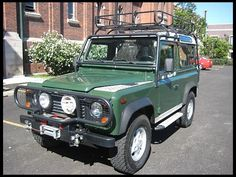 1997 Land Rover Defender 90 for sale by Mecum Auction