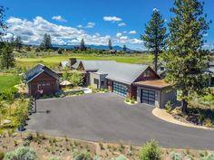 Ultra Modern Farmhouse with Dog Run - 54228HU thumb - 03