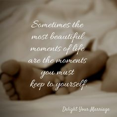 Sooooo many beautiful intimate memories ❤