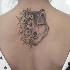 Animal Tattoos For Women, Unique Tattoos For Women, Tattoos For Women Half Sleeve, Trendy Tattoos, Small Tattoos, Women Sleeve, Halloween Tattoo, Tattoo Girls, Girl Tattoos