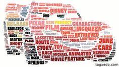June 23 - Cars 2 - Daily Tagxedo Tagxedo, Disney Frames, Word Drawings, Disney Time, Disney Bound, Film Awards, Boy Room, Word Art, New Product