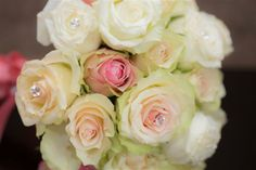 Wedding Bridal Party Flowers