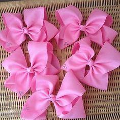 Diamond Bows, Handmade Hair Bows, Bow Hair Clips, Fathers Day, Ribbon, Style, Creativity, Tape, Treadmills