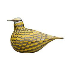 Iittala - Birds by Toikka - Grouce - Yellow
