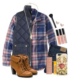 """""""🍁fall🍁"""" by heather-n ❤ liked on Polyvore featuring L.L.Bean, Abercrombie & Fitch, J.Crew, Gucci, Burt's Bees, Dorothy Perkins, Pembe Club, Urban Decay, Bobbi Brown Cosmetics and NARS Cosmetics"""
