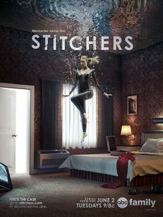 Get a first look at promotional art for ABC Family's Stitchers | EW.com